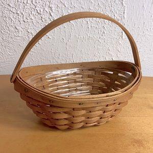 Longaberger 🌈 Small Mini Accessories Basket